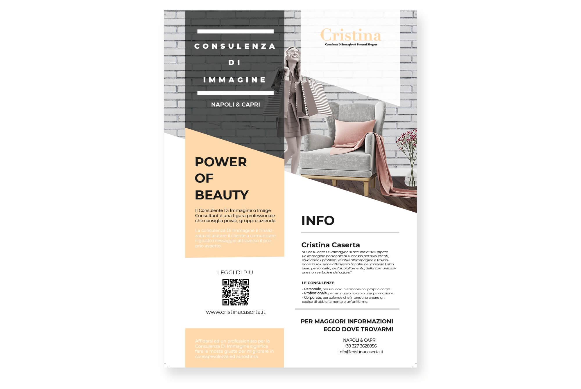 Creazione Biglietti Da Visita Pozzuoli - Brochure e Menu
