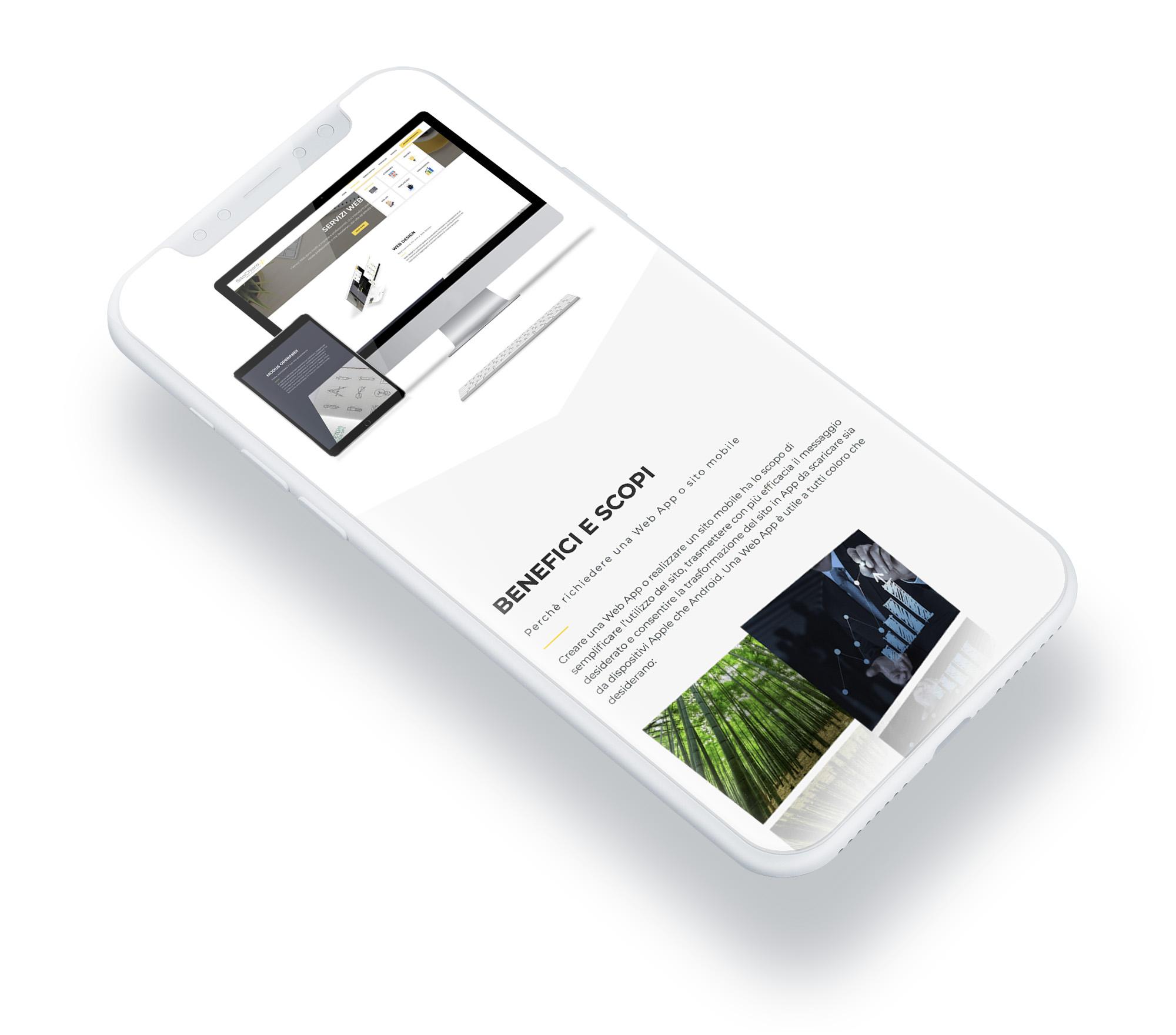 Realizzazione Web App Pozzuoli