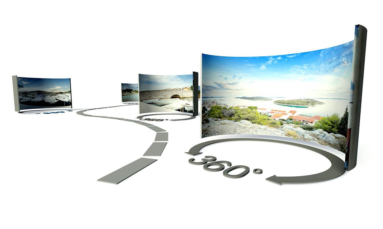 Realizzazione Virtual Tour a Napoli